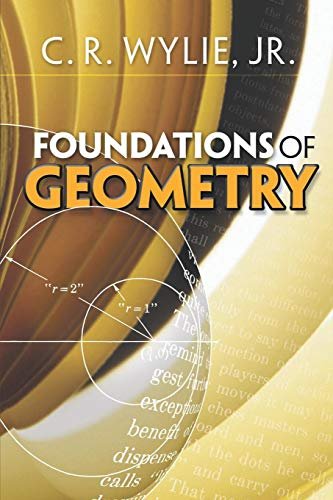 Foundations of Geometry (Dover Books on Mathematics)