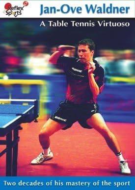 Donic-Dvd de J.O. Waldner de ping pong tenis de mesa: Amazon.es ...