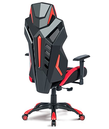 Fuhe New Cool Appearance Video Game Racing Style Swivle E-Sports Events Ergonomic Comfortable High Back Support Recliner Home Computer Office Chair with Adjustable Function