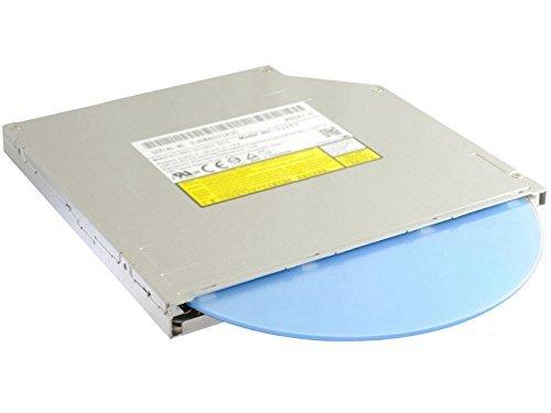 OSGEAR Internal 12.7mm slim Slot in SATA 8x DVDRW CD DVD RW Rom Burner Writer Laptop PC Mac Optical Drive Device Compatible for Apple Mac Mini A1283 A1347 iMac 9 10 11 12 inch A1311 A1312 SuperDrive