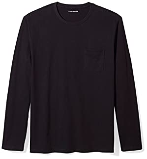 c12ba46da Jerzees Men's Long-Sleeve T-Shirt, Athletic Heather, Small at Amazon ...