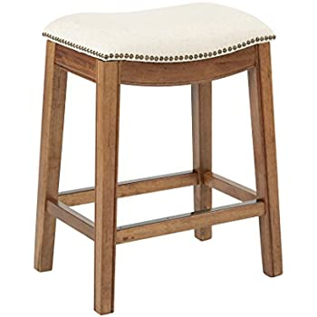Amazon Com Ave Six Austin Counterstool With Antique