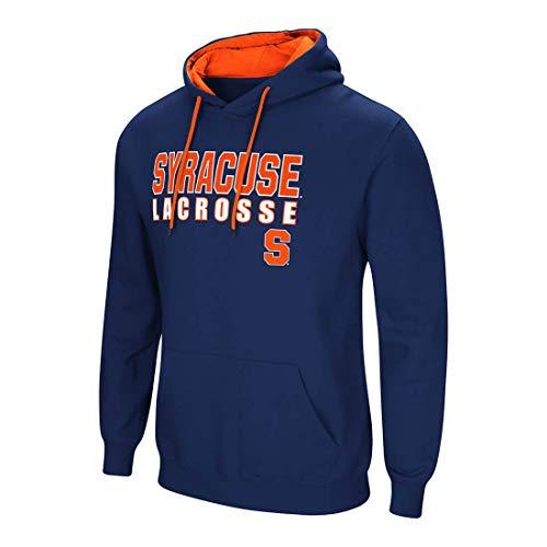 Syracuse Orange Lacrosse Hoodie-Adult-Small