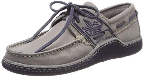 Globek Beige gravier Tbs Chaussures Encre Homme B8e41 Bateau UWTTdqB
