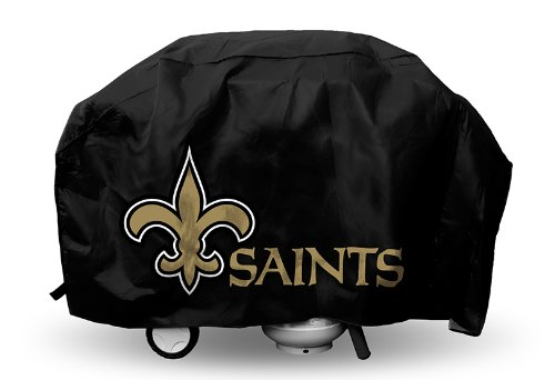 New Orleans Saints NFL Team Logo Game Day Chef Food BBQ Barbeque Grill Cover