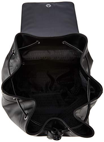 31x15x48 b Noir Denim Dos X Cm black Sacs T Backpack Femme Exchange H À Armani PzxfqR0fw