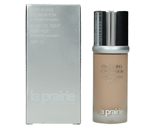 Anti-Aging Foundation SPF 15 # 100 by La Prairie for Women 1 oz by Ted Lapidus