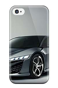 For Iphone 4/4s Premium Tpu Case Cover Honda Concept Car Protective Case