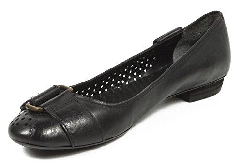 NINE WEST - Zapatos Bailarina Para Mujer NWLOUDEN BLACK Tacón: 2 cm