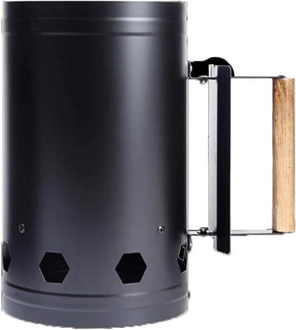 Encendedor de chimenea de carbón, cocina al aire libre ...