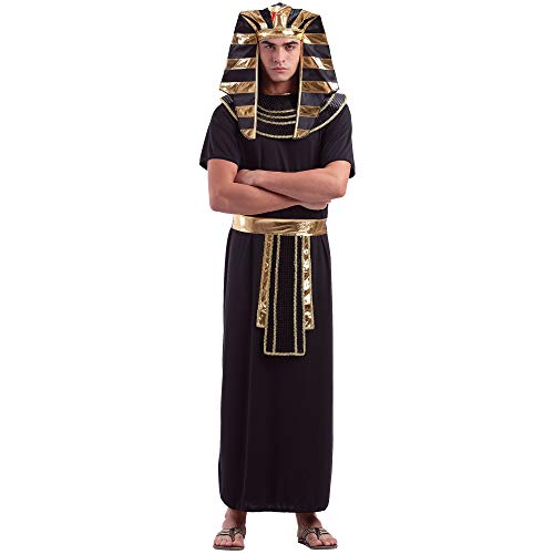 with Egyptian Costumes design