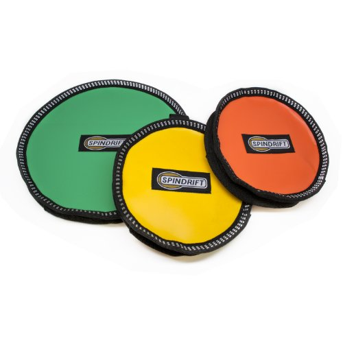 Spindrift 491 Spindrifter Disc Dog Frisbee – Large (9 Inch), Green, Pack of 1, My Pet Supplies