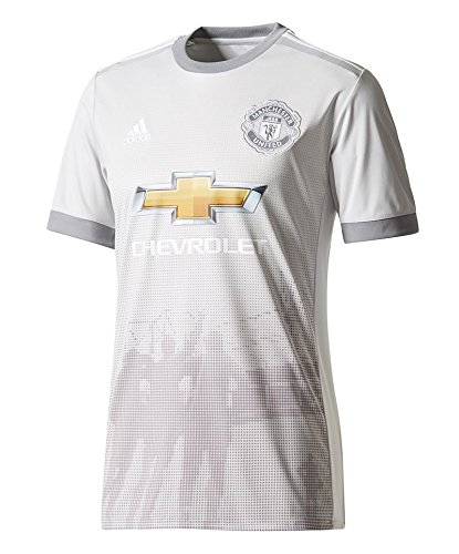 2017-2018 Man Utd Adidas Third Football - Shirt Football Utd Man