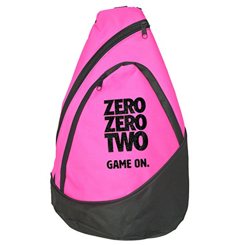 Game On Sling Pickleball Bag (Pink)