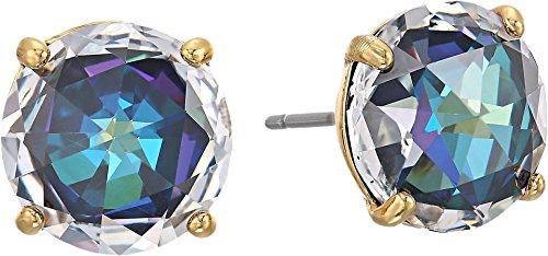 Kate Spade New York Women's Bright Ideas Stud Earrings Jet One Size by Kate Spade New York