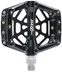 NEW black 9//16 TIOGA Spyder Dazz Lite pedal