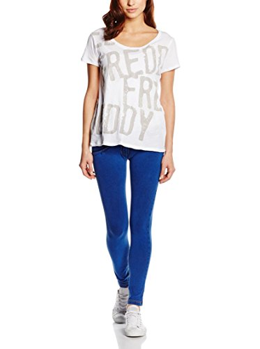 7 Blu FREDDY 8 Donna Leggings Pantalone 0wp6R