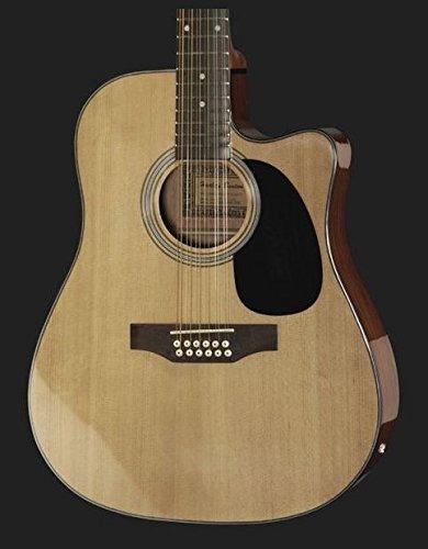 Amplificador de Guitarra Acústica 12 Cuerdas Harley HBD 200-12 NT ...