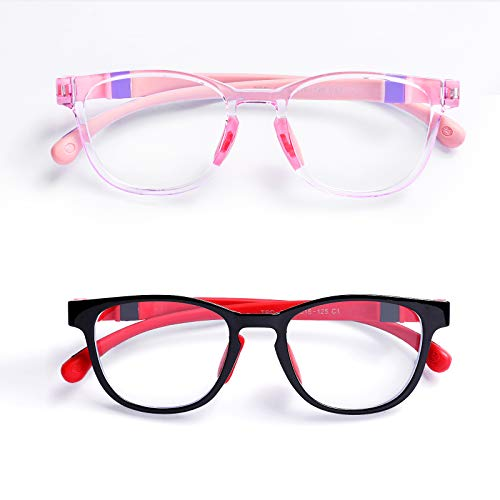 Blue Light Glasses,Kids Glasses,Blue Light Glasses for Kids 3-12