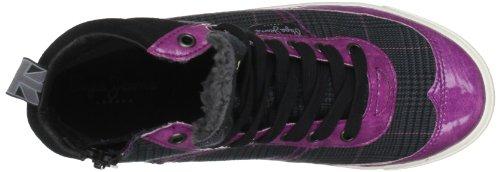 Pepe Jeans Women's Berlin Lace Ups Trainers Purple jnN4lubNi