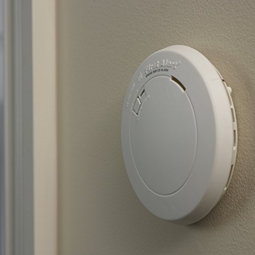 first alert prc710 10 year combination carbon monoxide and photoelectric smoke detector home. Black Bedroom Furniture Sets. Home Design Ideas