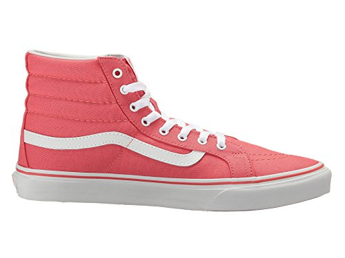 Fodera Da Donna Metallizzata Sk8-hi Slim Sneaker Deep Sea Coral / True White