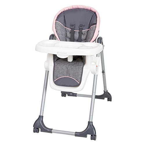 - Baby Trend Dine Time 3-in 1 High Chair, Starlight Pink