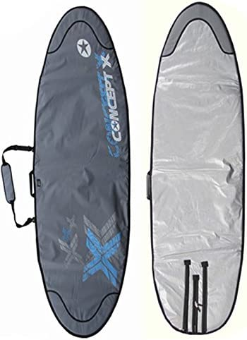 CONCEPT X Surf Boardbag ROCKET TWINSER 228 x 55