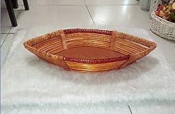 Newborn baby infant Rhombus photography prop handmade woven basket D-20