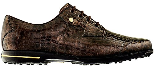 FootJoy New Womens Golf Shoe Tailored Collection Medium 7.5 Brown ()