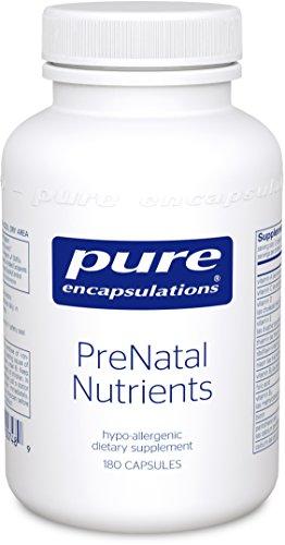 Puros encapsulados - nutrientes prenatales 120's (FFP)
