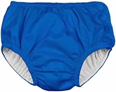 i play. Baby & Toddler Snap Reusable Absorbent Swim Diaper