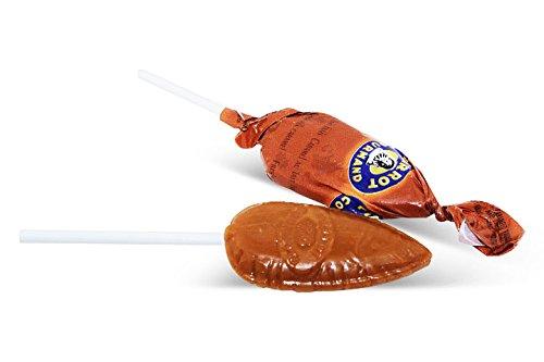 Pierrot Gourmand, French Flat Caramel Lollipop (25 pcs) by Pierrot Gourmand (Image #4)