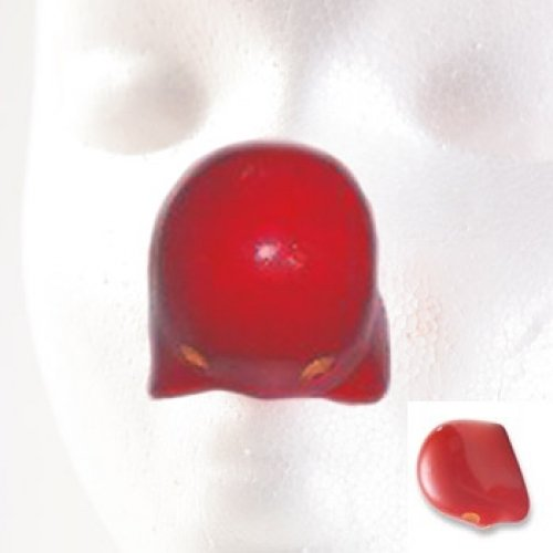 ProKnows Clown Noses - Style JB - Gloss Red (Clown Supplies Professional)