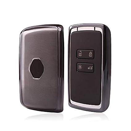 Amazon.com: Royalfox - Carcasa de TPU suave para llave a ...