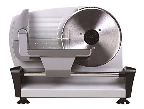 Aufschnittmaschine Metall Allesschneider Schneidemaschine Schrägschneider Brotschneider Brotschneidemaschine