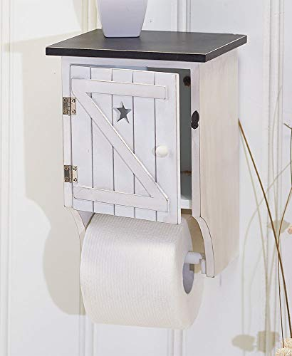 The Lakeside Collection Bathroom Tissue Holder - White ()