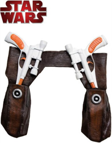 Star Wars The Clone Wars child's Cad Bane Toy Guns And (Star Wars Cad Bane Costume)