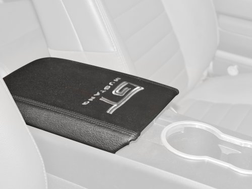 - Drake Muscle Cars 5R3Z-6306024-GT Armrest Cover with 'GT' Logo