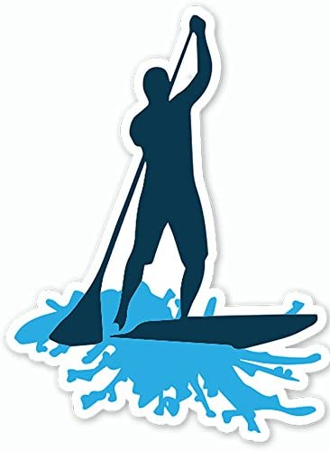 NALU Stand Up Paddle Board SUP Sticker Decal Paddleboard Accessories