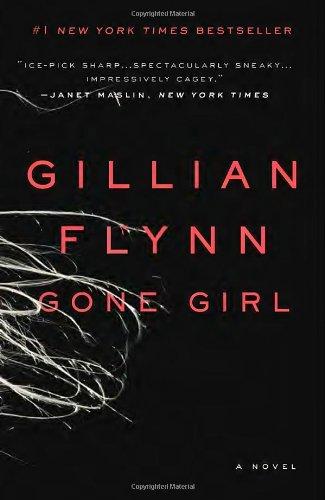 """""""Gone Girl - A Novel"""" av Gillian Flynn"""