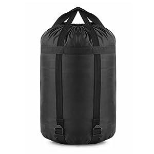 YINXN Compression Stuff Sack, Sleeping Bags Storage Stuff Sack Organizer Waterproof Camping Hiking Backpacking Bag for Travel (Small)