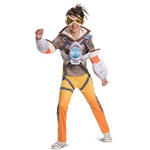 Tracer Deluxe Costume, Multi Color
