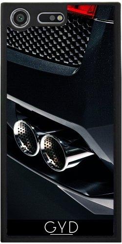 Funda Silicona para Sony Xperia XZ Premium - Coche Estupendo by Spycker