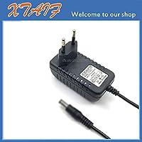 Xennos - Adaptador de corriente de pared para CASIO CTK-2000 CTK-2100 CTK-3000 CTK-4000 (9 V, 850 mA), Conector US