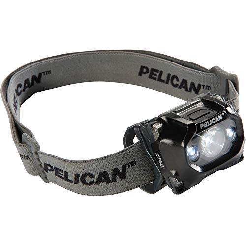 Pelican 2765C Headlamp, Black