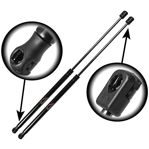 (Qty (2) Fits Ford Focus 2012 to 2017 Rear Hatchback Lift Supports Struts)