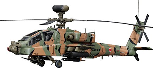 AH-64D Apache Longbow JGSDF US Attack Helicopter 1/48 Hasegawa