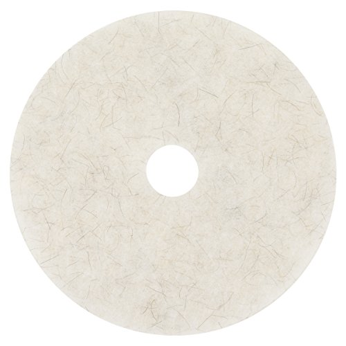 3M Natural Blend White Pad 3300, 20