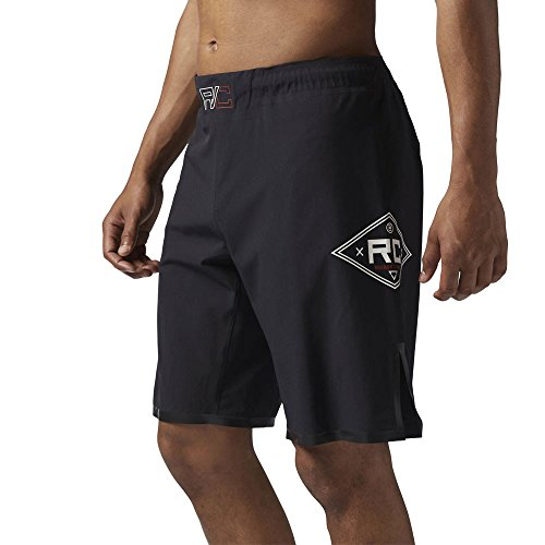 Reebok Combat X MMA Short - 31 - Black